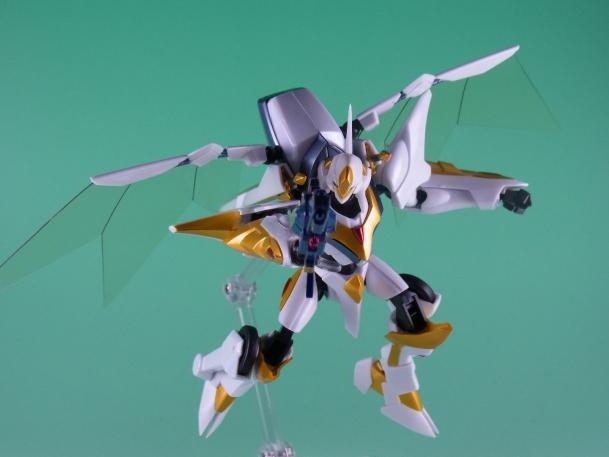 120502ロボット魂 ランスロットアルビオン ポージング6