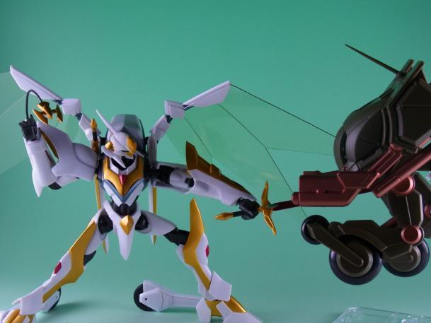 120502ロボット魂 ランスロットアルビオン ポージング5