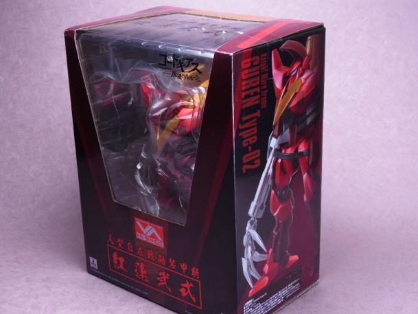 120603VAHS紅蓮弐式 ①パッケージ3