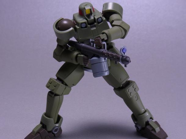 120820ロボット魂リーオー ⑤ポージング2.JPG