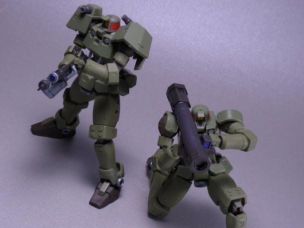 120821ロボット魂リーオー ③ポージング5.JPG