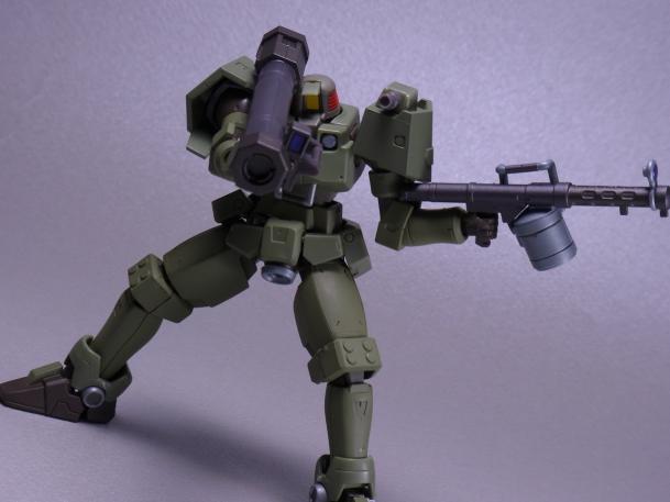 120821ロボット魂リーオー ③ポージング2.JPG