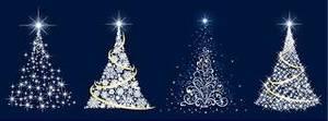 下Abstract Christmas Tree