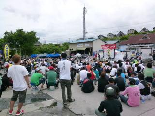 琵琶湖オープン1