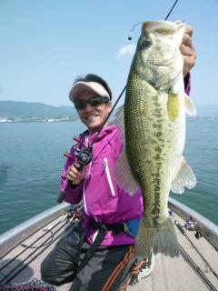 琵琶湖フックテスト1