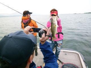 琵琶湖フックテスト10
