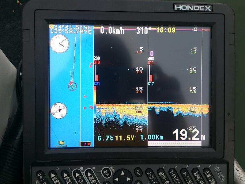 魚探画像2