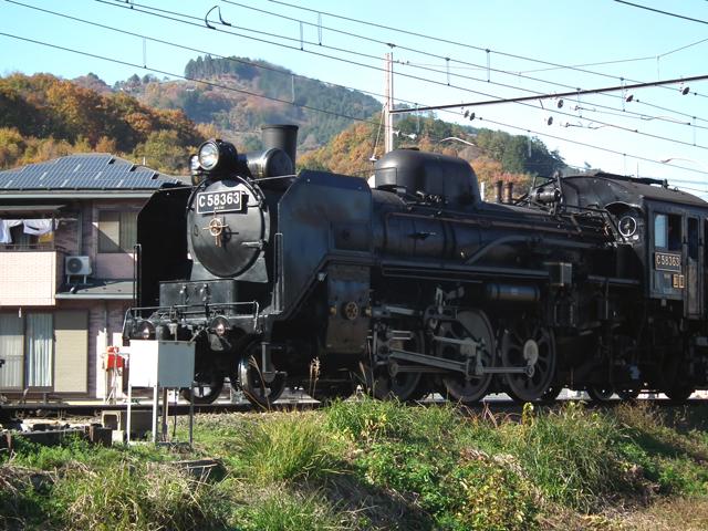 2014秩父鉄道のSL(1)