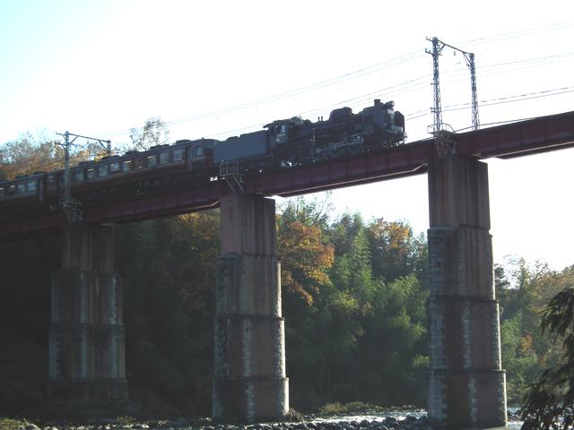 2014秩父鉄道のSL(2)