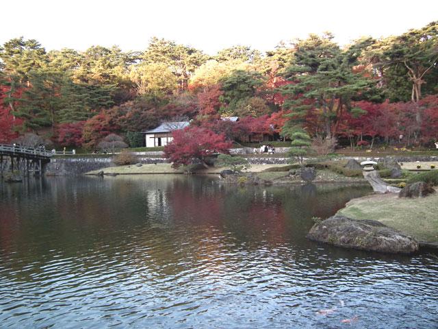 2014修善寺・虹の郷の紅葉(1)