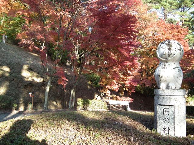 2014修善寺・虹の郷の紅葉(4)