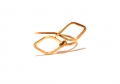 R601 Leaf gold filled ring (2)