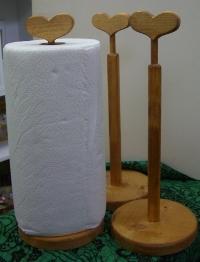 木製キッチンペーパーホルダー2