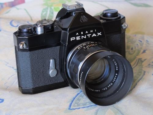 ASAHI PENTAX SL 2 (BK)