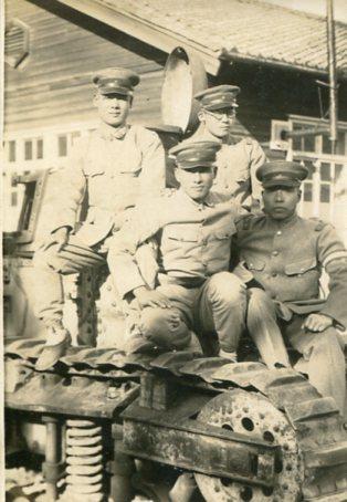 ルノー乙型戦車1