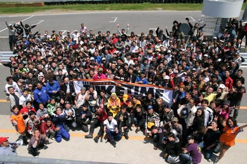 幸田サーキットバイクタイムイベント