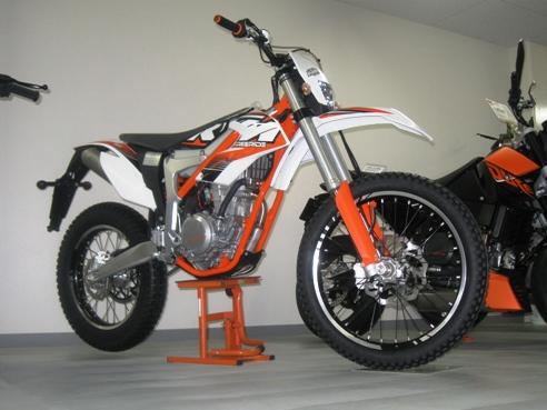 KTM フリーライド350