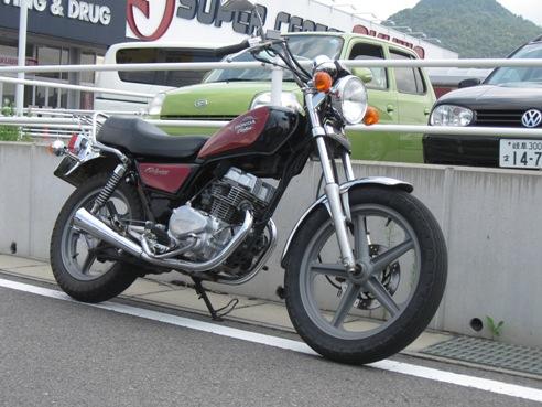 ホンダ CM125T  HONDA