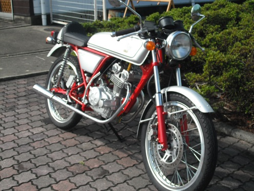 HONDA  DREAM50  中古