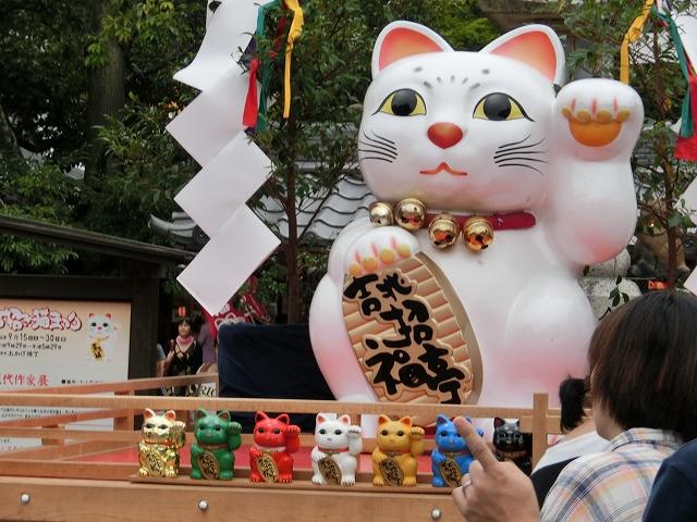 s-招き猫祭り
