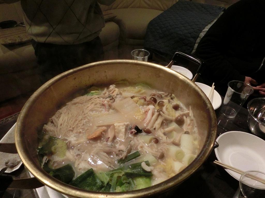 s-魚介鍋