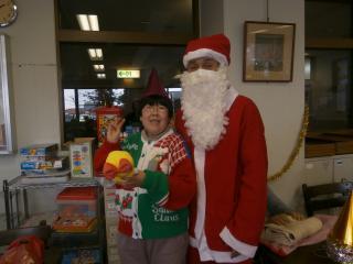 20121225クリスマス会