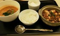 麻婆&坦々麺