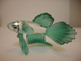 スワロフスキー 魚 002