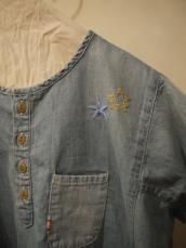 Nasngwam クラフトマンS/Sシャツ
