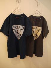 BB BLUEエンブレムS/T