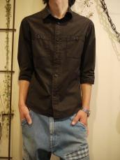 ストレッチTPドロクロH/Sシャツ