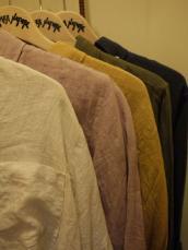 スピナーベイト リオングランジウォッシュ プルオーバーL/Sシャツ