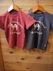 ジャーニーキャメルKid's Tシャツ