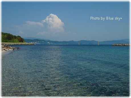 角島の海岸i