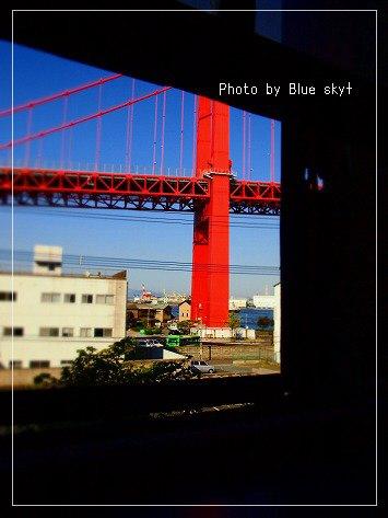 窓越の若戸大橋9