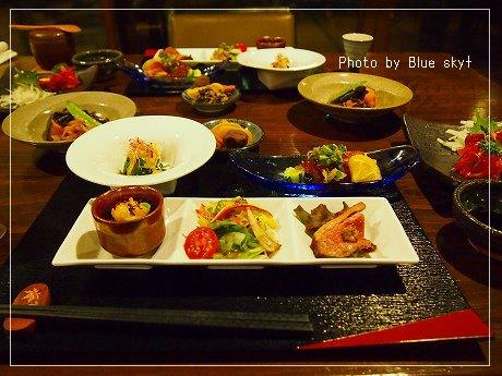 小松別荘-夕食