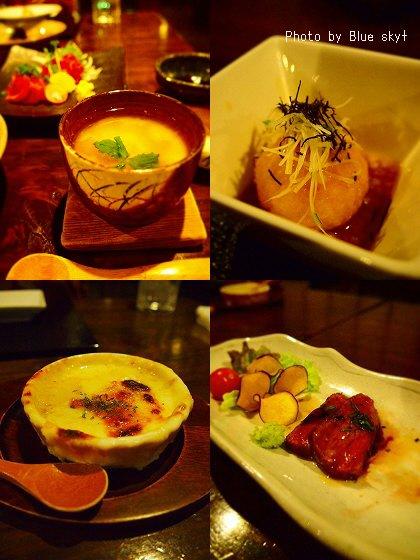 小松の夕食