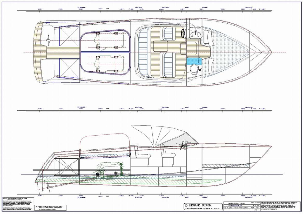 What an excellent electric boat company should offer you for Design plan