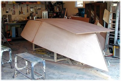 how to build wooden boat