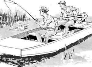 how to build a flat bottom wooden boat