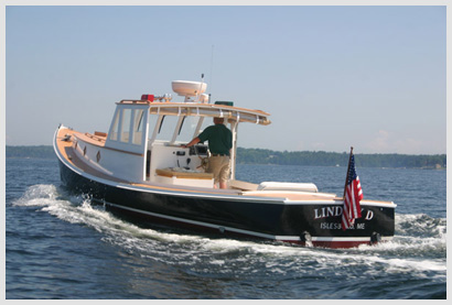 Buy Wooden lobster boat plans | Yak foren