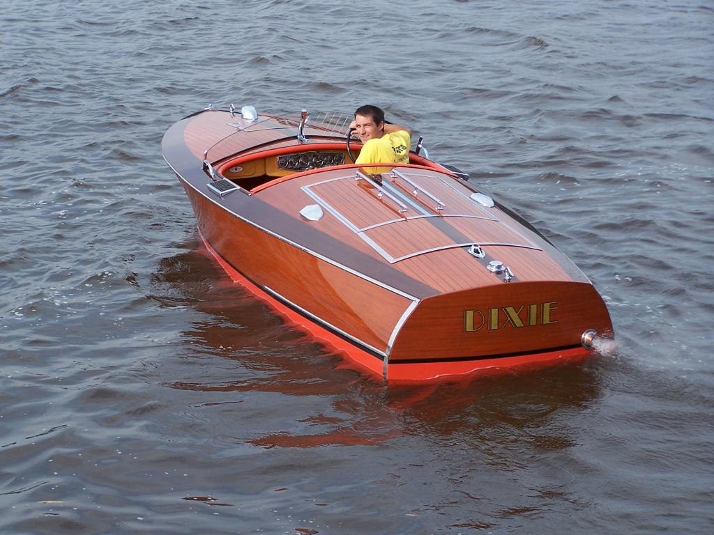 Chris Craft Boat Design