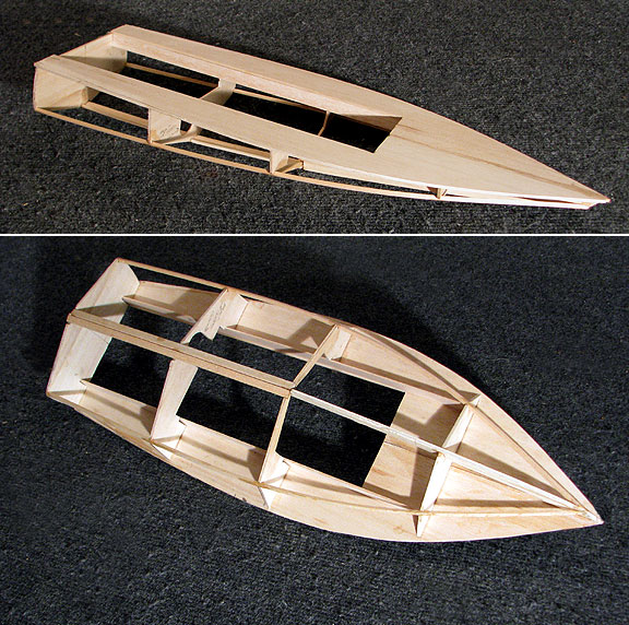 Wooden Rc Boat Plans