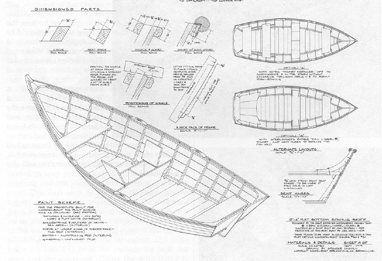 Dory+Boat+Building+Plans Dory Boat Plans – Building Small Wooden ...