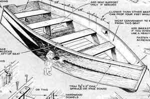 launch boat plans