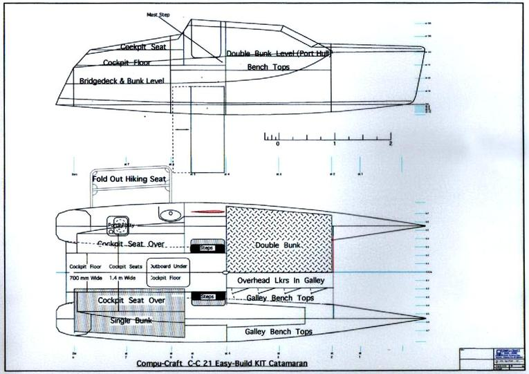 Don t spend your money on catamaran boat plans toxovybys for Blueprint builder free