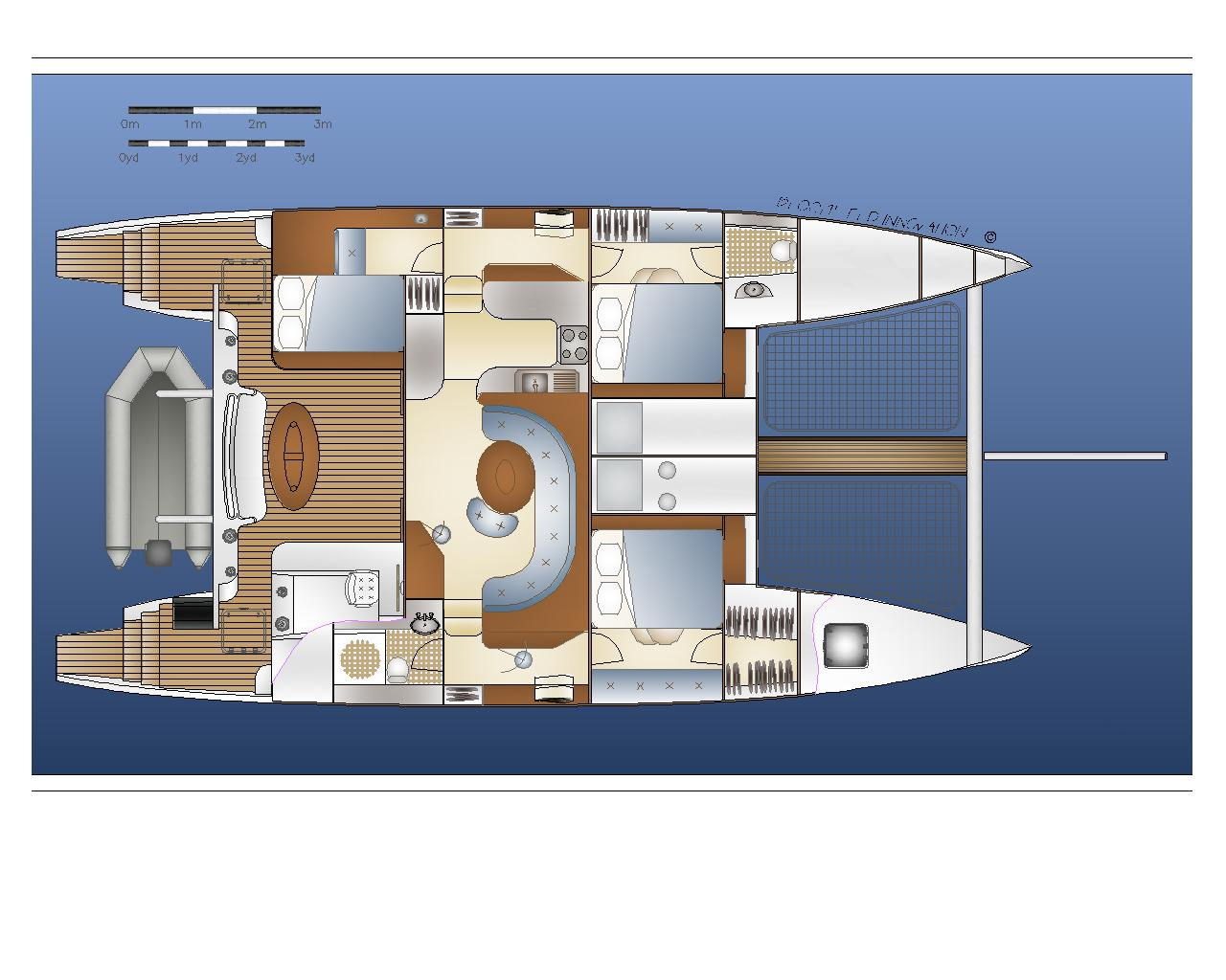 Catamaran Sailboat Building Plans