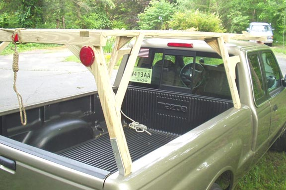 Wood Truck Rack Plans Pdf Woodworking