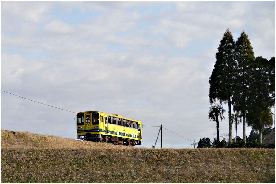 いすみ鉄道 2012年暮れ1