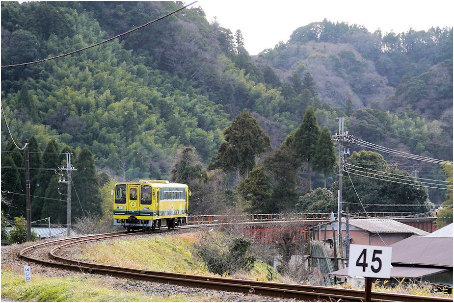 いすみ鉄道 2012年暮れ2